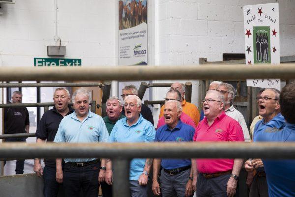 Dainuojantys vyrai